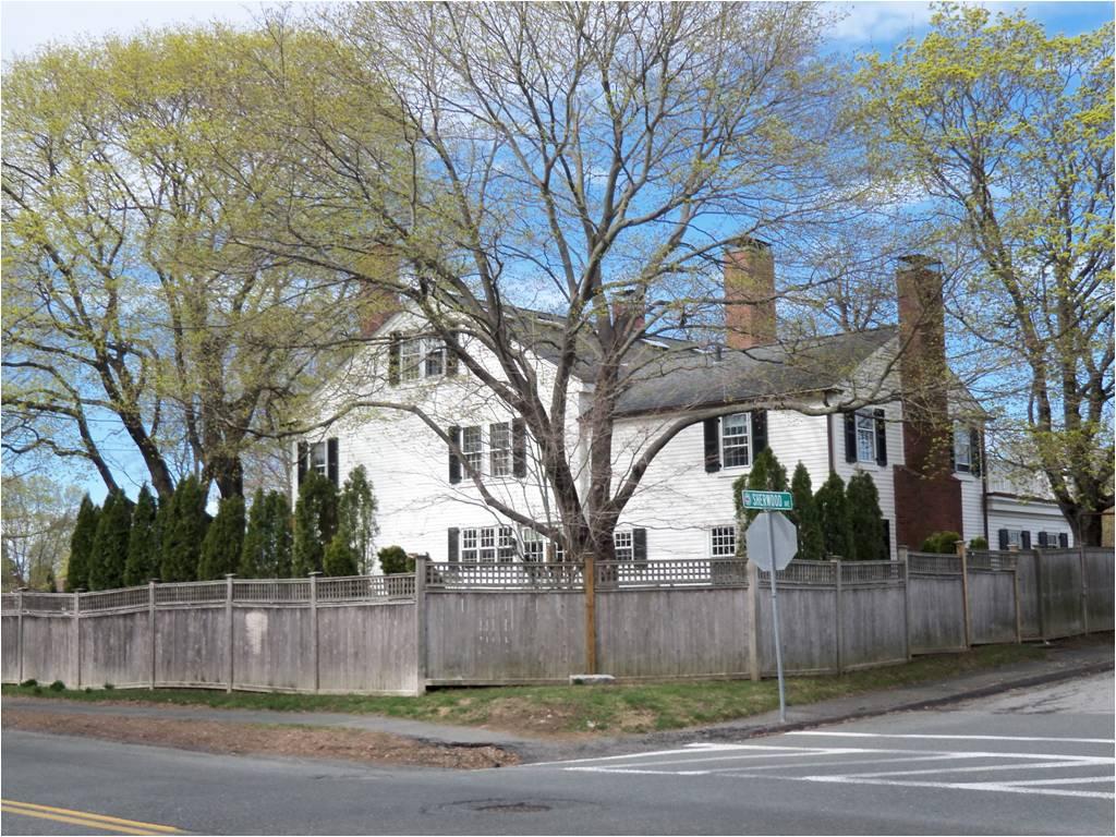 DAN.389, Burley Farm house, 44 Burley Ave, 1793