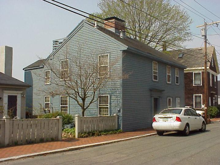 Herrick House, 41 Front St, c 1791