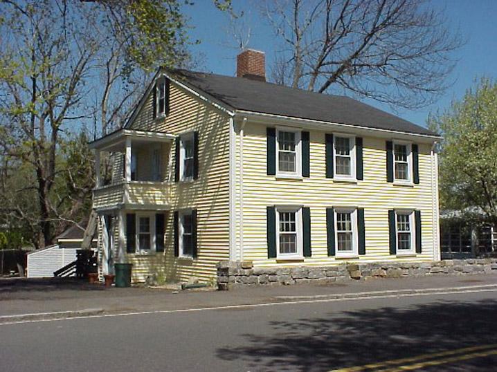 Ober, Ezra House, 90 Hale St, 1772