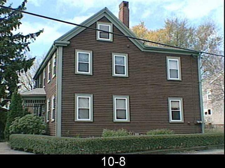 Morse, John House, 1012 Hale St, r 1740