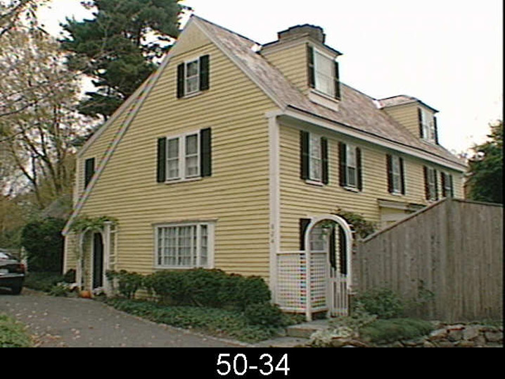 Robert Woodberry House, 824 Hale St. Beverly MA c 1700