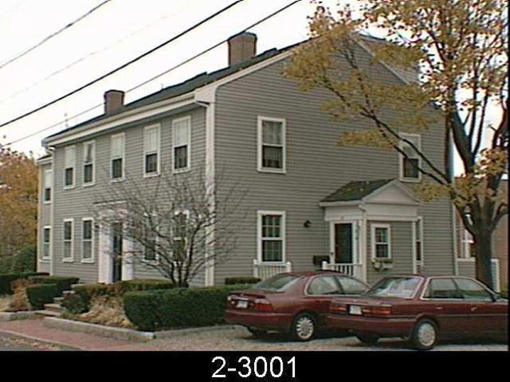 Leech, Capt. Nathan House, 49-51 Bartlett St, 1764