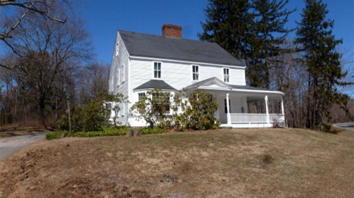 Spofford, Eleazer House 337 Andover St c 1765