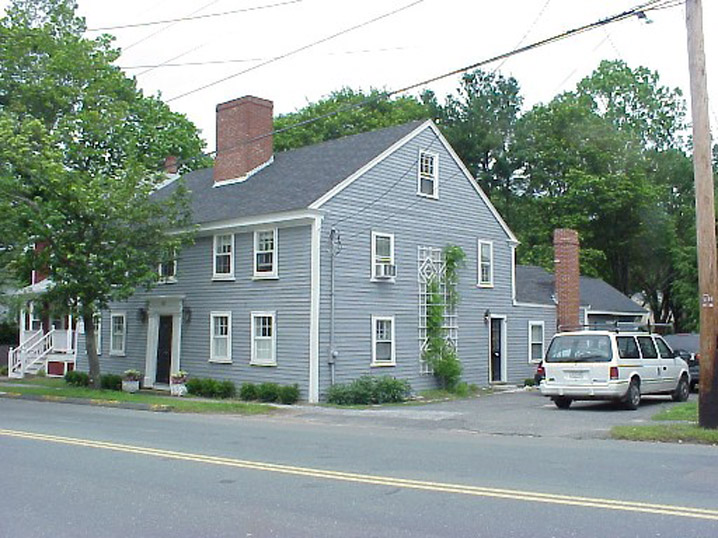 Thorndike, John Jr. House, 182 Hale St, c 1723
