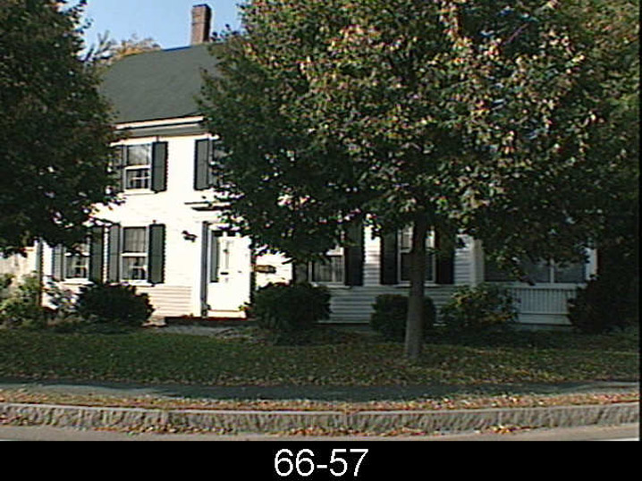 Dodge, Joshua – Hitchcock, Enos House, 53 Conant St, Beverly MA r 1730