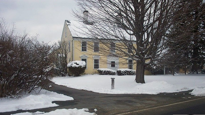 Osgood, Samuel House ,440 Osgood S.t North Andover. 1740