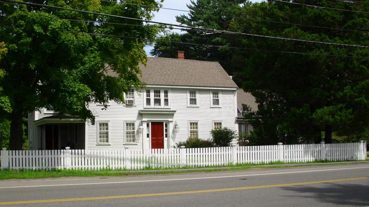 EV.262, Fluant, John House, 27 Conant St, Beverly MA, 1760