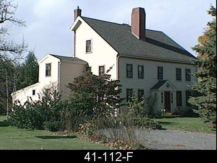 Raymond, George House, 48 New Balch St, 1764, Historic house in Beverly MA