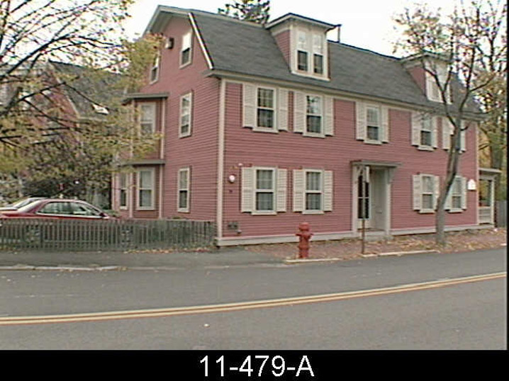 Historic house in Beverly MA