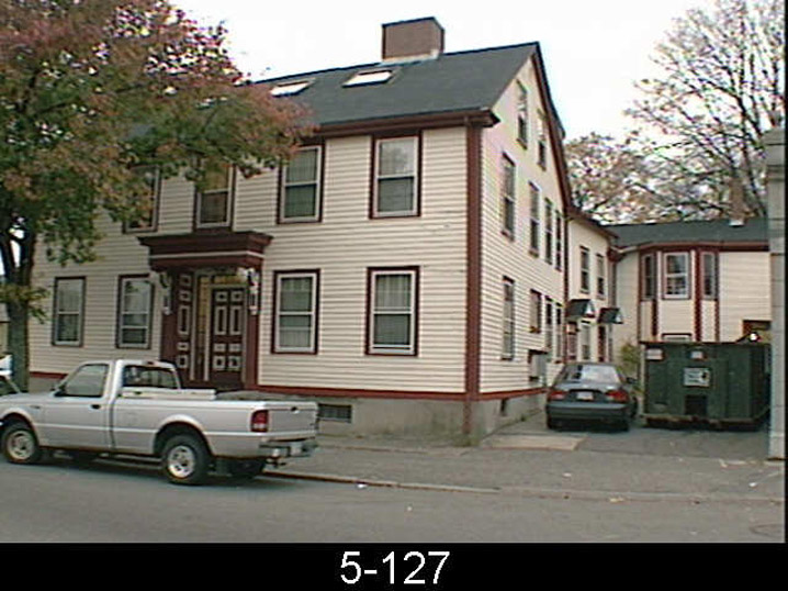 Smith, Jonathan House, 106 Cabot St, Beverly MA, 1771