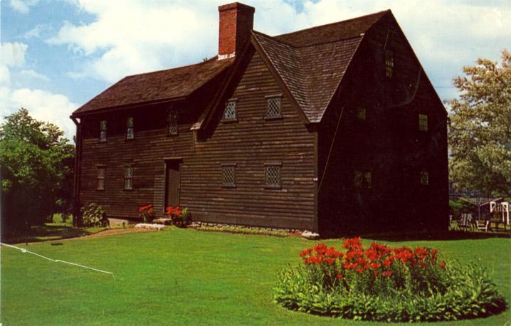 Balch, John House, 448 Cabot St, 1679 Beverly MA