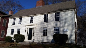Edward Browne house, 27 High St., Ipswich MA