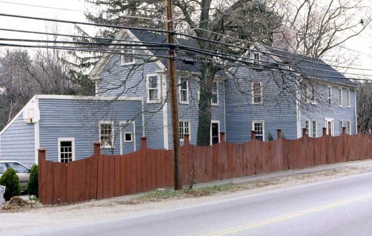 Flint House 175 West Main St c 1780