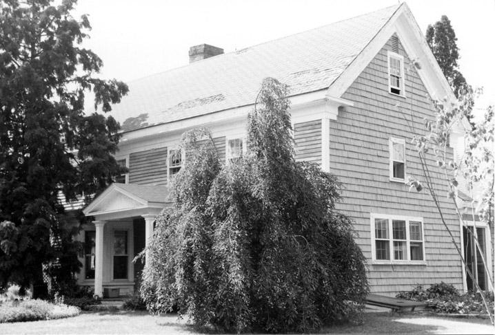 GEO.21 Tenney, Oliver House 1 Lull St c 1750