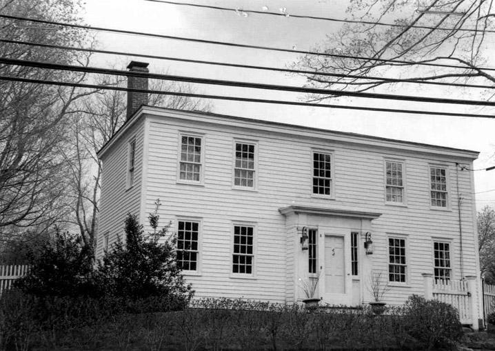 Dorman, J. - Smith, David C. House 138 Central St c 1779