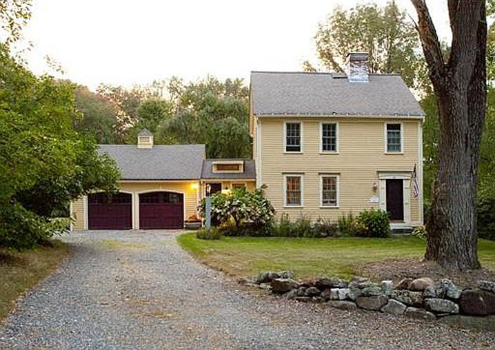 GEO.298 Spofford, Abel - Perley, William Putnam House 85 Spofford St c 1765