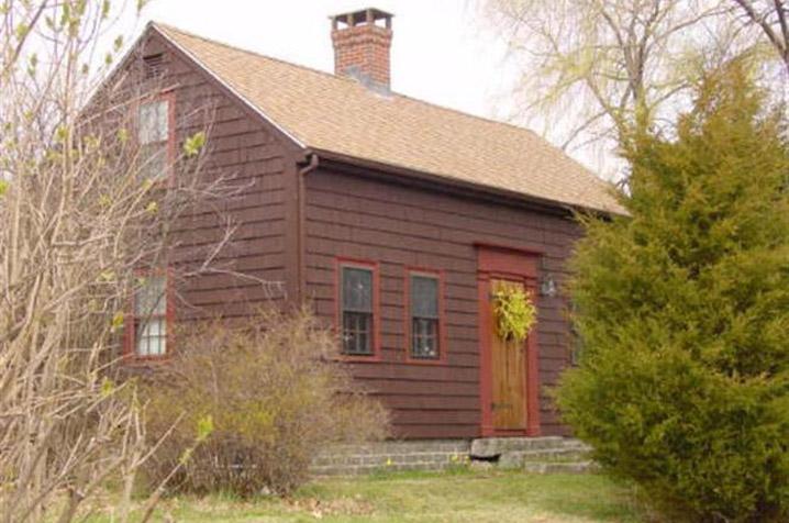 GEO.313 Jewett, Samuel - Paine, Benjamin B. House 68 Warren St c 1787