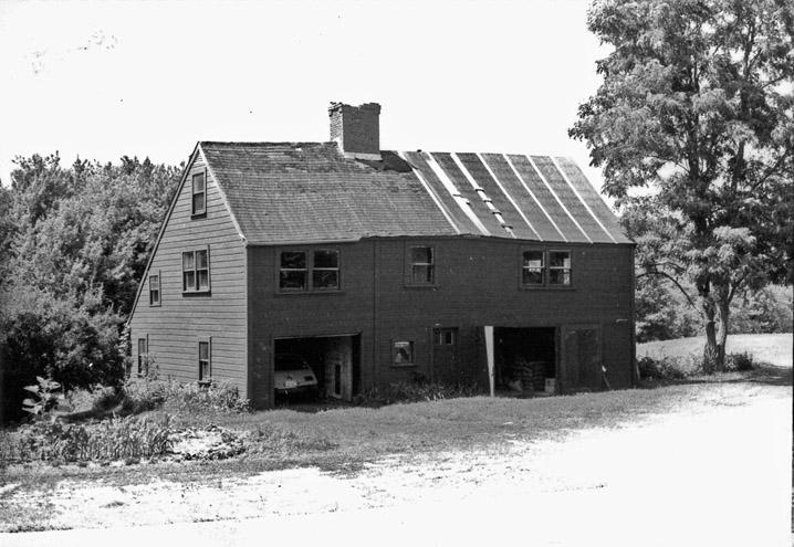 Davis, Ephraim House Merrimack  Rd. Haverhill MA c 1705