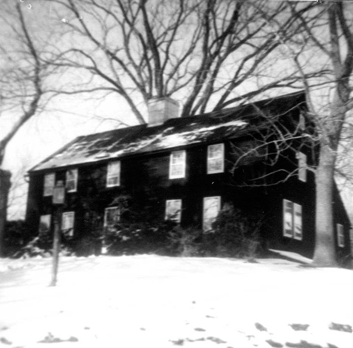 Sargent - Moody - Teuvey House Merrimack  Rd. Haverhill MA c 1700
