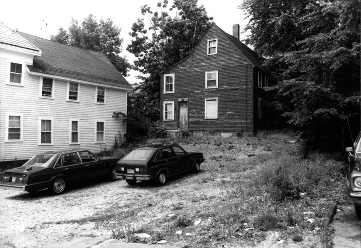 Emerson House 5-9 Pentucket  St.  Haverhill MA c 1730