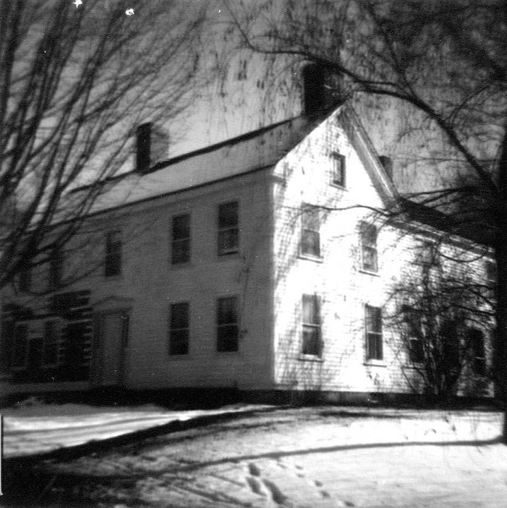 George, Gideon House East  Broadway  Haverhill MA 1737