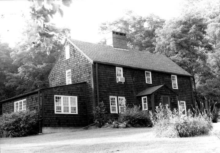 Hastings - Morse House 595 East.  Broadway  Haverhill MA c 1706