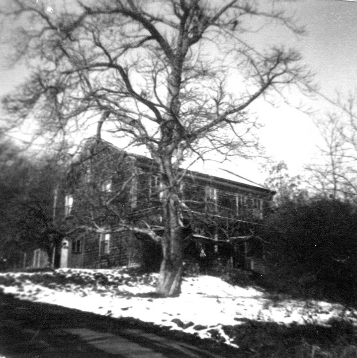 Chase, Abner House River  Rd. Haverhill MA 1743