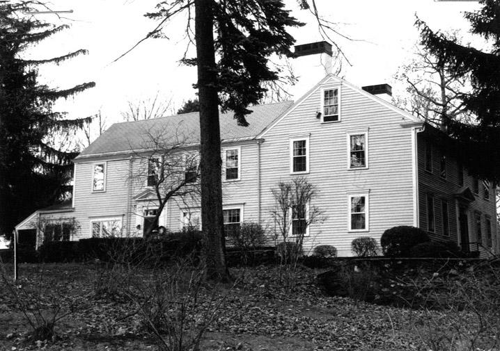 HVR.787 White, William House 86 Mill  St.  Haverhill MA r 1700