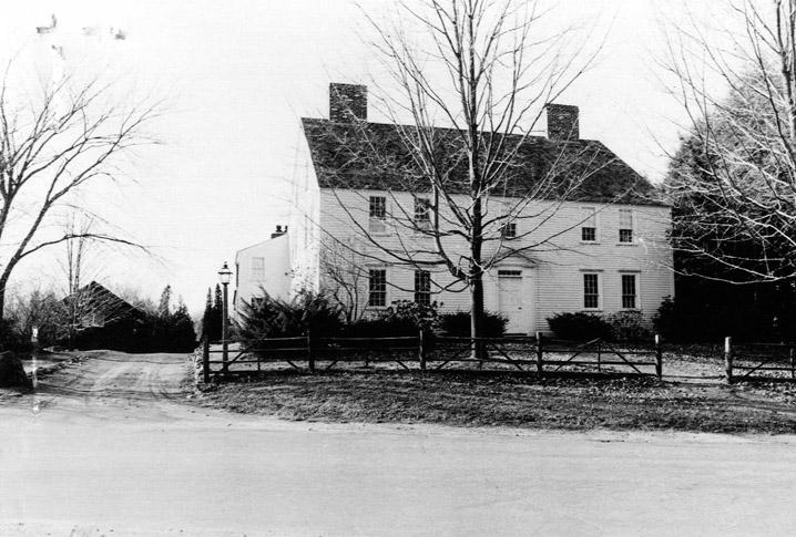 Little, G. House, 26 Green St., 1785 Newbury MA
