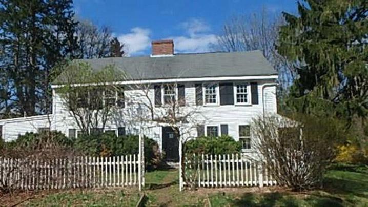 Nelson, Joseph - Tidd, Luther P. House 81 Elm St c 1738