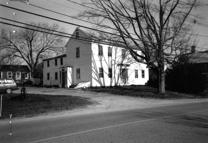 Historic house in Rowley, MA