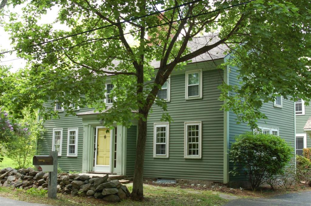 Abbot - Stinson House 6 Stinson Rd., Andover MA r. 1725