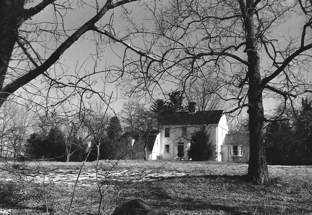 The house at 4 Bancroft Rd. was once part of the Pearson Farm on Main St., located where the Phillips Academy hockey rink complex was built. It was moved to this location in 2006.