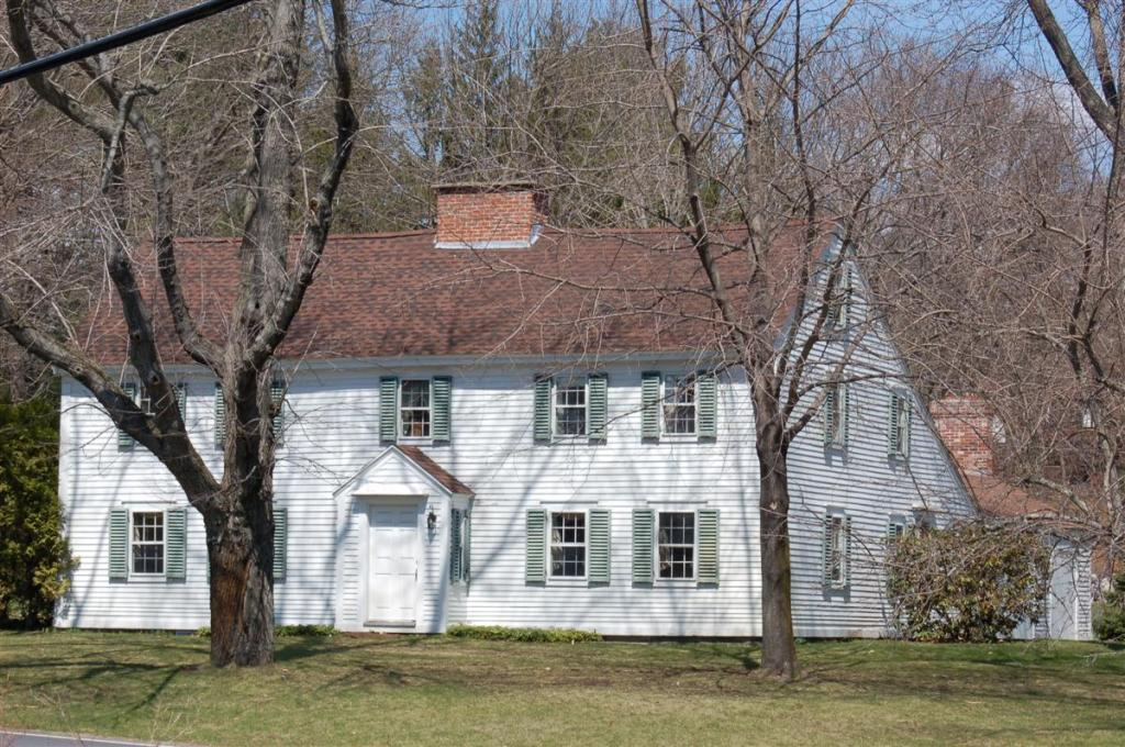 Estimated to have been built about 1685, the house at 5 Argilla Rd. is one of Andover's oldest houses, a part of which was supposedly built by Thomas Abbot, a third-generation colonist.