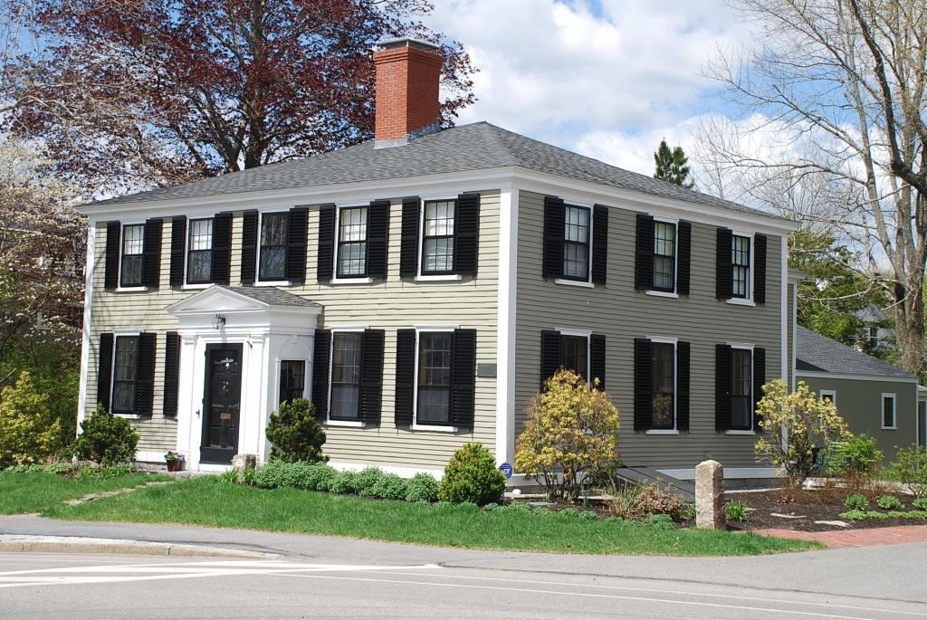Abbot Tavern 70 Elm St., Andover MA