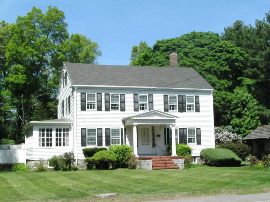 Mansfield - Gilman House 662 Salem St Lynnfield 1779