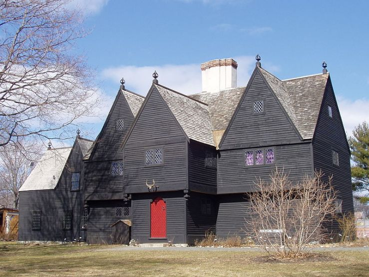 Saugus Iron Works – Iron Works House, 244 Central St., Saugus (1687)