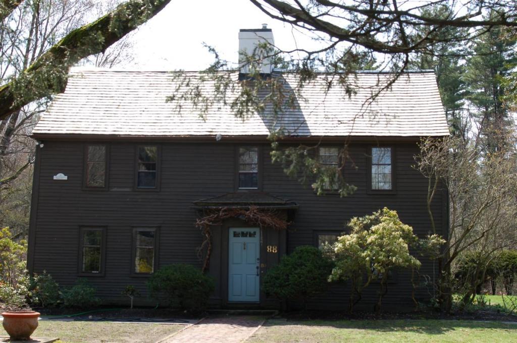 Ballard, Sheribiah - Emery, Francis House 88 Central St., Andover MA