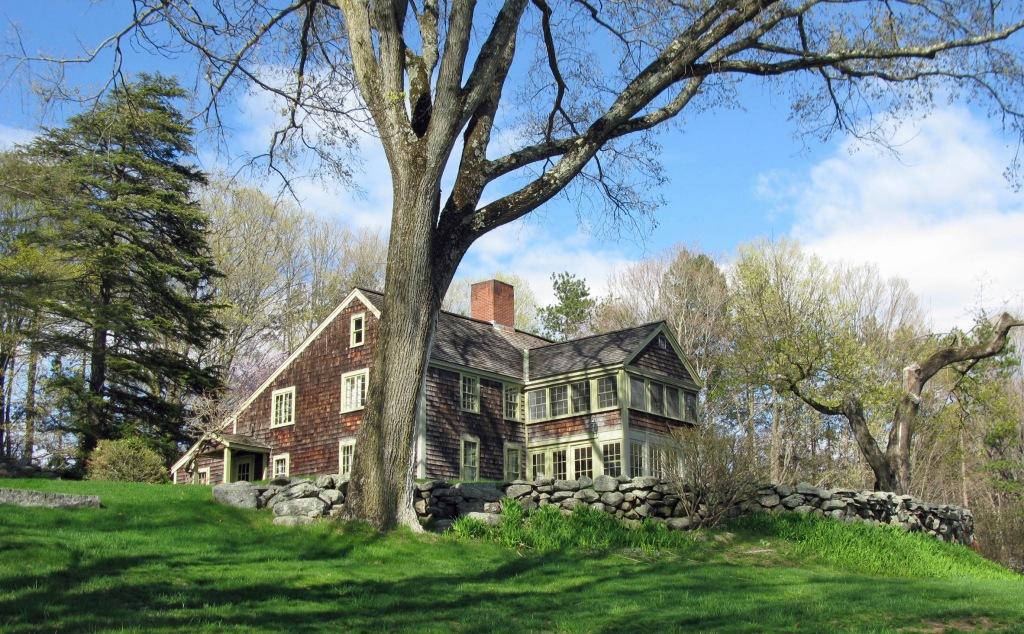 Holt, Nicholas III House and Farm 89 Prospect Rd., Andover MA