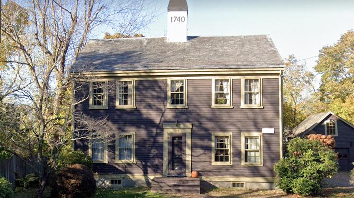Mansfield, Dea. Daniel House 938 Salem St Lynnfield 1740