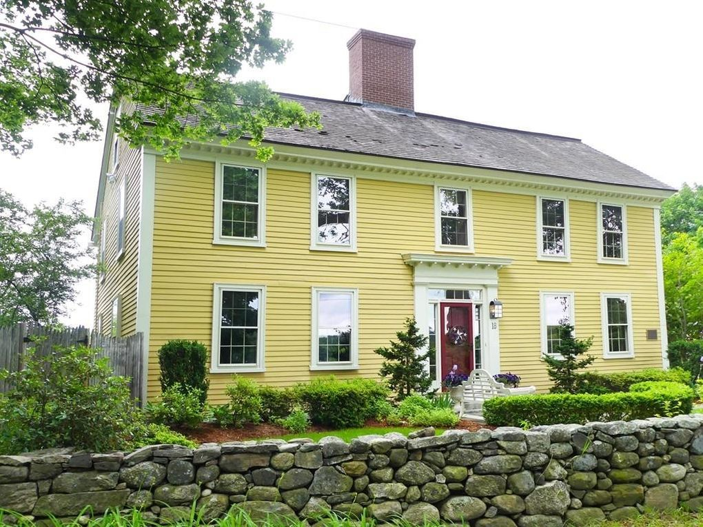 Johnson, Timothy House 18-20 Stevens St North Andover r. 1720