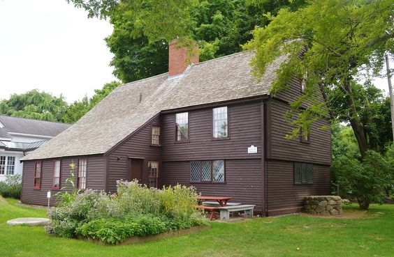 The Captain Thomas Fiske House, 132 Main St, Wenham
