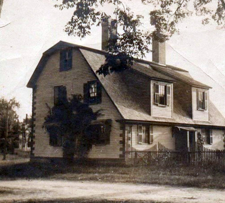 Mighill-Perley house, before the 20th Century