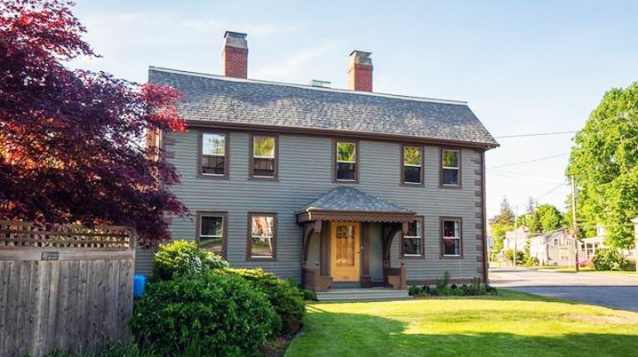 Mighill-Perley House, Rowley MA