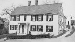 Home of Ipswich taverner John Sparks