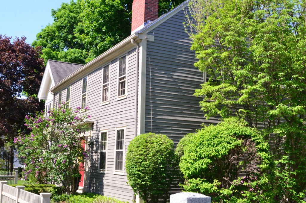 William Follansbee house, 254 Main St., West Newbury