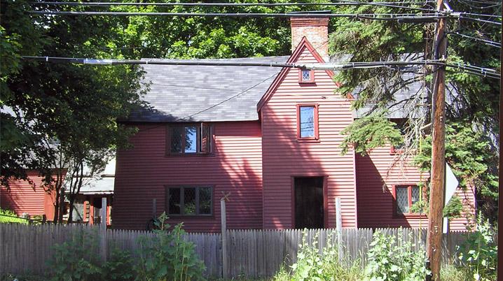 30 East St., Ipswich, the Francis Jordan house
