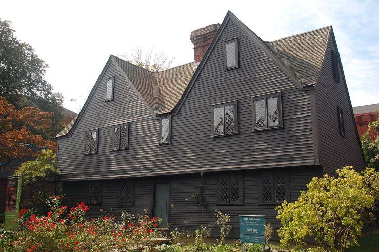John Ward house, Salem MA