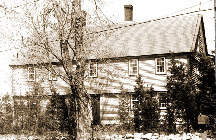 Giddings, Lt. Samuel House, 1678, 143 John Wise Ave.,