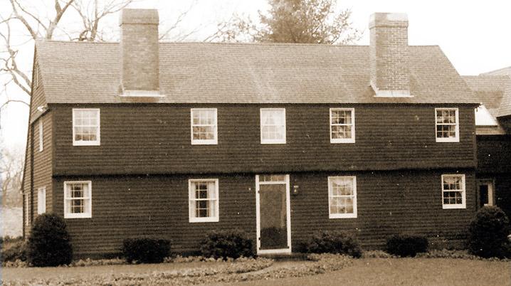 Giddings, George House, 1690, 66 Choate St